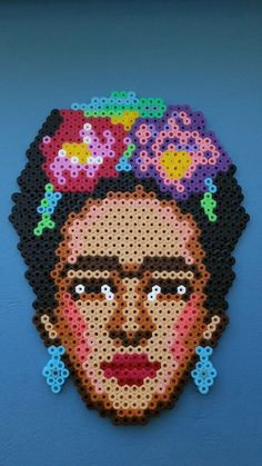 ReWerka The Effective Pictures We Offer You About Bead Embroidery Patterns free A quality picture ca Perler Bead Designs, Hama Beads Design, Diy Perler Beads, Hama Beads Coasters, Bead Embroidery Patterns, Hama Beads Patterns, Beading Patterns, Beaded Embroidery, Quilt Patterns