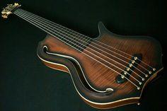Aries Basses, Aman 6 strings
