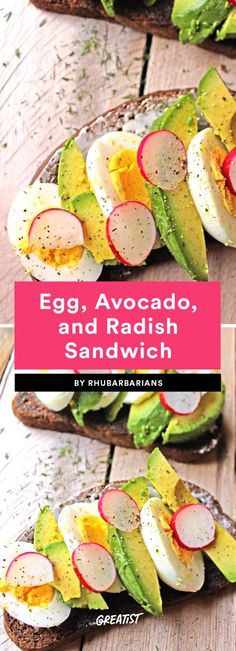 We're making dinner sandwiches a thing, and you will too.  #greatist https://greatist.com/eat/open-faced-sandwich-recipes-for-easy-dinners