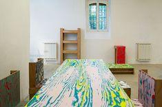 Мебель из фанеры интересная покраска