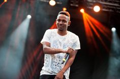 Good kid #KendrickLamar has himself a good time at the 2013 Austin City Limits Music Festival at #Zilker park on Oct. 5 in Austin, Texas