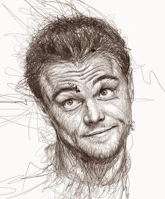Por el Amor del Art-E: El arte del garabato Face Sketch, Drawing Sketches, Art Drawings, Pencil Drawings, Celebrity Faces, Celebrity Portraits, Celebrity Drawings, Kuala Lumpur, Vince Low