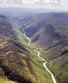 Britain from the air: Spectacular aerial pictures show Scotland in all its glory England Ireland, England And Scotland, Scotland Uk, Wonderful Places, Beautiful Places, Cairngorms, Mont Saint Michel, All Nature, Scotland Travel