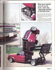 Theme Tuesdays: Old School Minitrucks - Stance Is Everything Driving Age, 64 Impala, Impalas, Mini Trucks, All Cars, Lowrider, Custom Trucks, Mazda, Old School