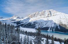 ***Peyto Lake (Banff, Alberta) by David Dong on 500px
