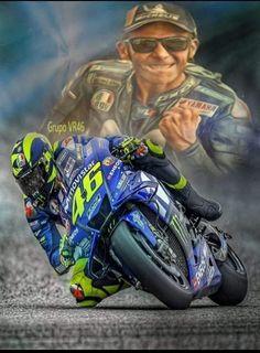 Foto Valentino Rossi, Ducati, Yamaha, Velentino Rossi, Futuristic Motorcycle, Vr46, Mustang Cars, Super Sport, Kawaii