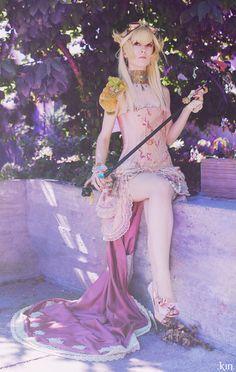 CosGeek: Fresh Take: Steampunk Princess Peach