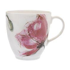 Pentik My Tea, Dinnerware, Pottery, Mugs, Tableware, Inspiration, Tiles, Clock, China