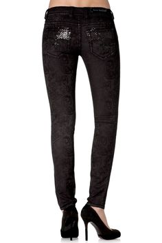 Black Skinny Pants, Black Skinnies, Black Jeans, Miss Me Outfits, I Work Out, Rock Revival, My Outfit, My Style, Closet