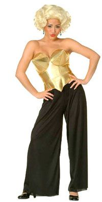 Madonna Material Girl Costume (more details at Adults-Halloween-Costume.com) #madonna #halloween #costume