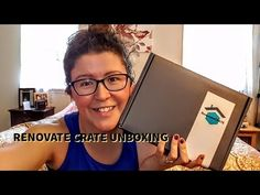 Renovate Crate Subscription Box Review + Unboxing | April 2017 | Not a Tree Subscription Box Reviews