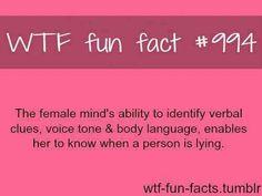 A womans mind