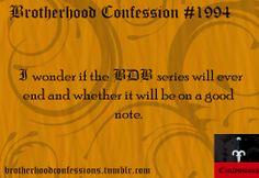 BDB Confession #1994
