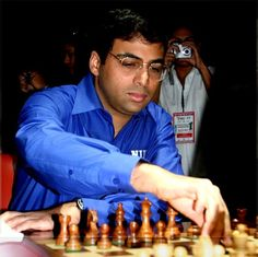 Viswanathan Anand Champion wins World Chess Championship 5th time