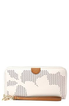 Fossil 'Large Sydney' Zip Clutch