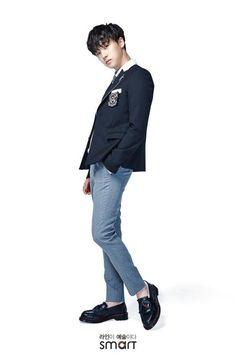 #JinHwan #iKON Smart Uniform