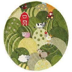 lil mo lmj-11 farmland grass round image 1 £209