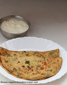 Coriander paratha is a tasty and flavorful paratha made with cilantro or coriander leaves.  It can be served with curd, raita or pickle.