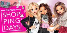 Glamour Shop, Outfit Zusammenstellen, Models, Beauty, Tops, Shopping, Templates, Beauty Illustration, Fashion Models