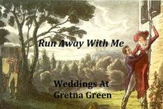 http://www.lahilden.com/index.php?categoryid=6&p2_articleid=160 #Weddings #Regency #Scotland #GretnaGreen #England #Eloping