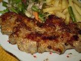 výborná grilovaná krkovička Pork Recipes, Low Carb Recipes, Cooking Recipes, Czech Recipes, Russian Recipes, Food 52, Grilling, Meals, Dinner