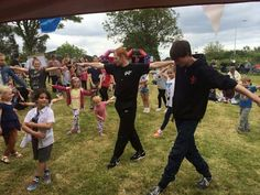 Hip-Hop at Plymouth Fete