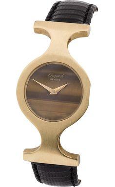 One Kings Lane - Objects of Desire - Vintage Ladies' Chopard  Hourglass Watch
