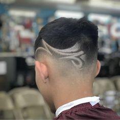 Short Hair Cuts, Short Hair Styles, Hair Tattoos, Freestyle, Barber Shop, Goku, Angel, Deep, Haircuts