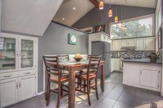 Home, Kitchen Nook, Furniture, Real Estate, Property, Kitchen, Beautiful Homes, Nook, Coldwell Banker Real Estate