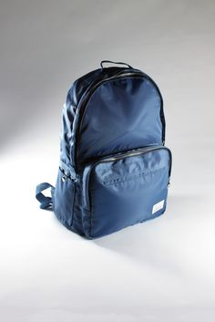 Blue Backpack - SCRT Backpacks, Blue, Clothes, Fashion, Outfits, Moda, Clothing, Fashion Styles, Clothing Apparel