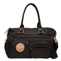 LUCID BABY BAG - i bought this bag today not for a baby bag but for a weekend/ travel bag for my holiday. It holds everything. Cute Little Baby, Baby Love, Mimco Bag, Baby Diaper Bags, Nappy Bags, Wishes For Baby, Baby Bumps, Baby Gear, Beautiful Babies