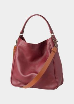 ERIN HOBO BAG | TOAST
