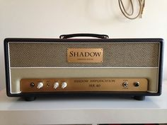 This is a Shadow Amps MK40. This is an amazing 40w, 4xEL84, Vox/Plexi style amp..........for a really amazing price!!!!! The amp has never left my smoke-free home studio, and has only been played by me. I'll pay to have the amp professionally packed, and shipped fully insured. This amp is for domestic sale only. Alaska, Hawaii, and Puerto Rico, are also excluded. Please don't hesitate to contact me with any questions may have.