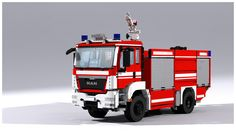 MAN TGS / Ziegler TLF 4000 | von Niklas-B