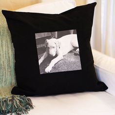 Custom photo pillows.  Use your own photos and words!  Birch Creek Studio.  Etsy shop https://www.etsy.com/listing/263499017/design-your-own-custom-photo-pillow