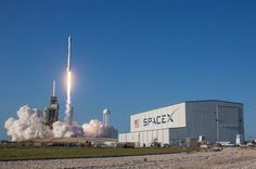 First SpaceX Re-Flown Rocket Stage to be Gift to the Cape, Says Elon Musk