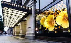 Impresionante presentación floral en un centro comercial de Londres para promocionar el Apple Watch - http://www.soydemac.com/impresionante-presentacion-floral-en-un-centro-comercial-de-londres-para-promocionar-el-apple-watch/