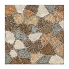Otra opción de piso =) para terraza y/o patio. Caja con 1.49 m2. 55 x 55 cm. Tráfico semi-intenso. Ideal para exterior. Color café. Medida de la boquilla 7mm. Coeficiente de fricción seco