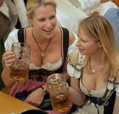 beer girl | German Beer Girls | Flickr - Photo Sharing!
