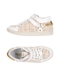 LIU •JO SHOES Women's Low-tops & sneakers Ivory 6 US