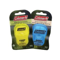 Coleman Camp Soap Sheets, Insect and pest control