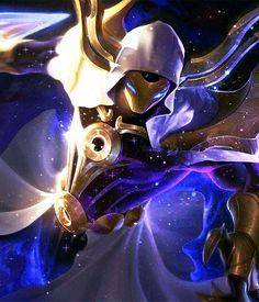 """""""Balance above all else."""" Cosmic Reaver Kassadin"""