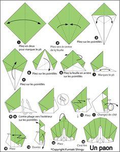 origami peacock free diagram download http www papercraftsquare rh pinterest com origami peacock instructions origami peacock instructions easy