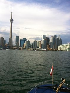 Toronto! Photography Words, Cn Tower, New York Skyline, Toronto, Writing, Future, Architecture, Building, Travel