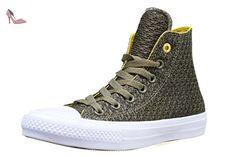 Converse - Basket Ctas Ii Hi 154021c Vert - Couleur Vert - Taille 41 - Chaussures converse (*Partner-Link)