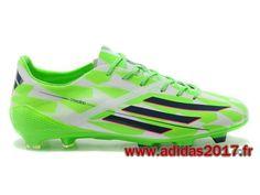 Boutique Homme Adidas Soccer Launch AdiZero F50 Crazylight Messis Vert