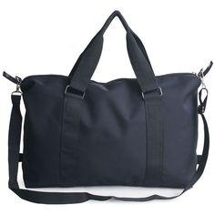 14e45224241 Men Women Waterproof Nylon Travel Luggage Shoulder Bag Weekend Overnight Gym  Bag  ebay  Home