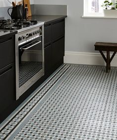 As the hub of any home, the kitchen floor has to put up with a lot. At Topps Tiles our range of Kitchen Floor Tiles offers stylish flooring you can rely on. Bathroom Floor Tiles, Kitchen Tiles, Kitchen Flooring, Tile Floor, Hall Flooring, Loft Bathroom, Kitchen Reno, Bathroom Ideas, Hall Tiles