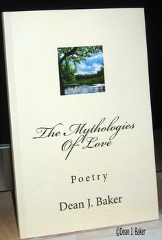 2nd new book of poetry with great reviews http://deanjbaker.wordpress.com/my-books/ http://www.amazon.com/Dean-J.-Baker/e/B00IC6PGQM/