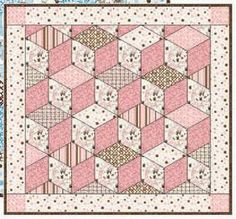 Baby Steps Quilt FREE Pattern Download available at connectingthreads.com